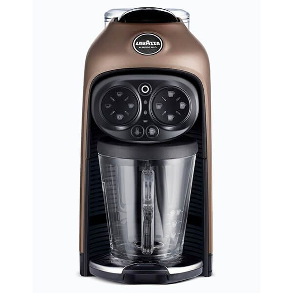 Lavazza Desea Walnut Brown Coffee Machine