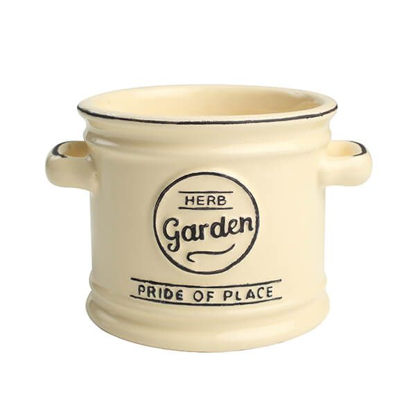 T&G Pride Of Place Plant Pot Old Cream
