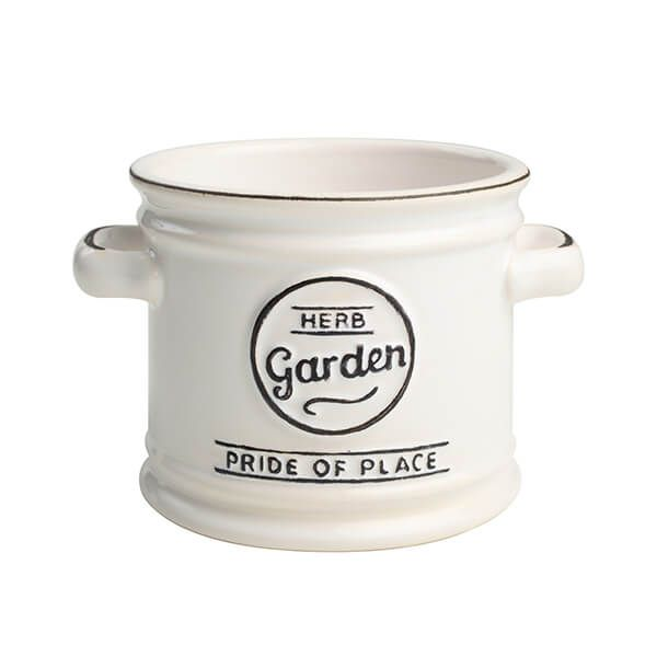 T&G Pride Of Place Plant Pot White