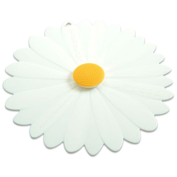 Charles Viancin Daisy Lid White 28cm