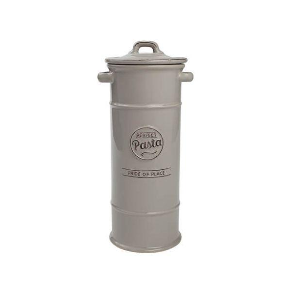 T&G Pride Of Place Pasta Jar Cool Grey