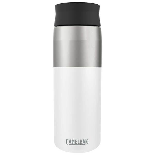 CamelBak 600ml Hot Cap Vacuum Insulated White Travel Mug
