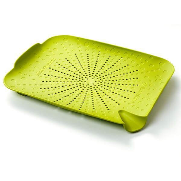 Soda Sinkstation Flat Colander Green