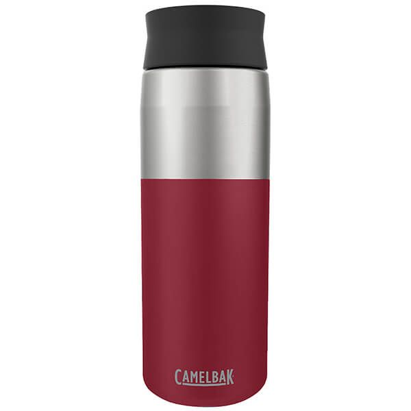 CamelBak 600ml Hot Cap Vacuum Insulated Cardinal Travel Mug