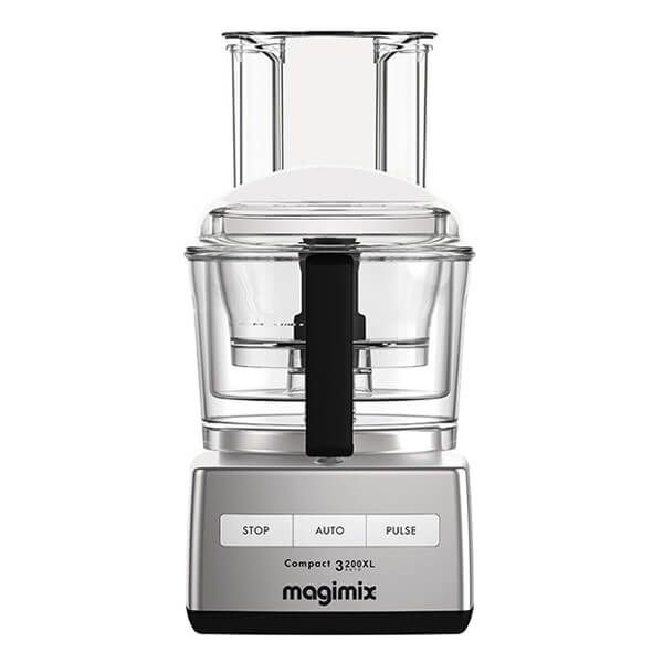 Magimix Compact 3200XL Satin BlenderMix Food Processor