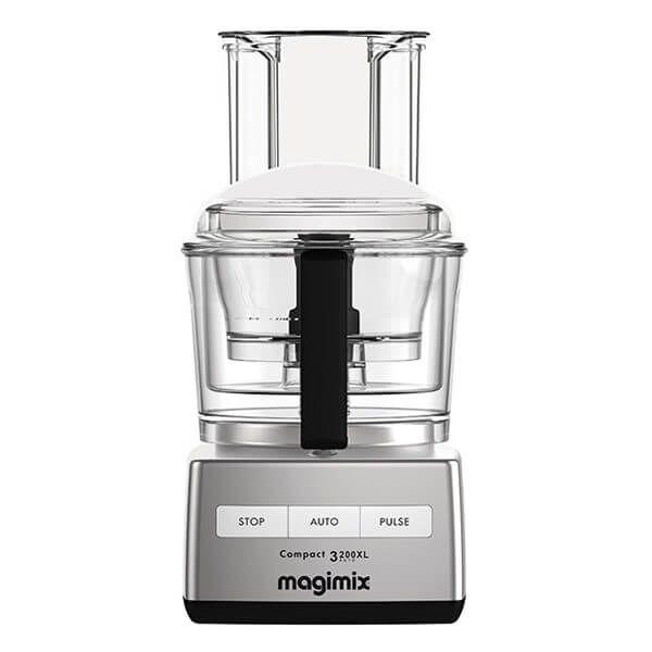 Magimix Compact 3200XL Satin BlenderMix Food Processor