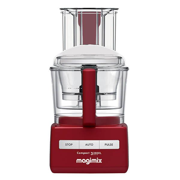 Magimix Compact 3200XL Red BlenderMix Food Processor