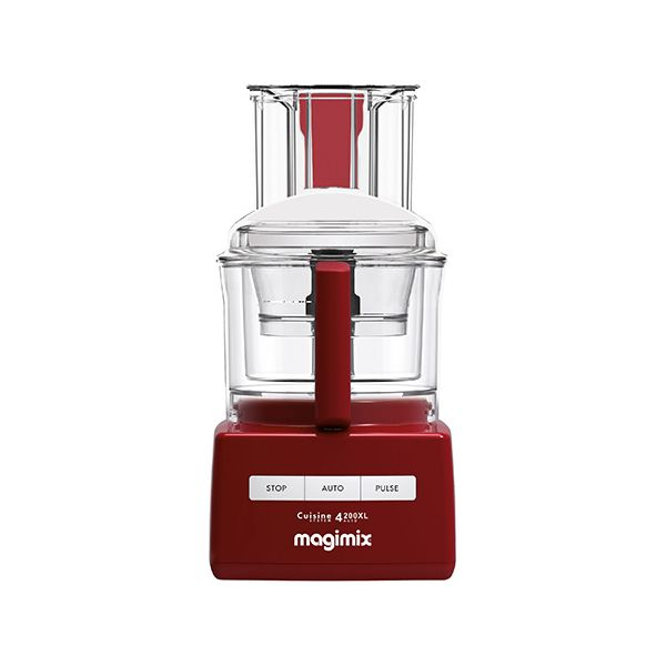 Magimix 4200XL Red Food Processor