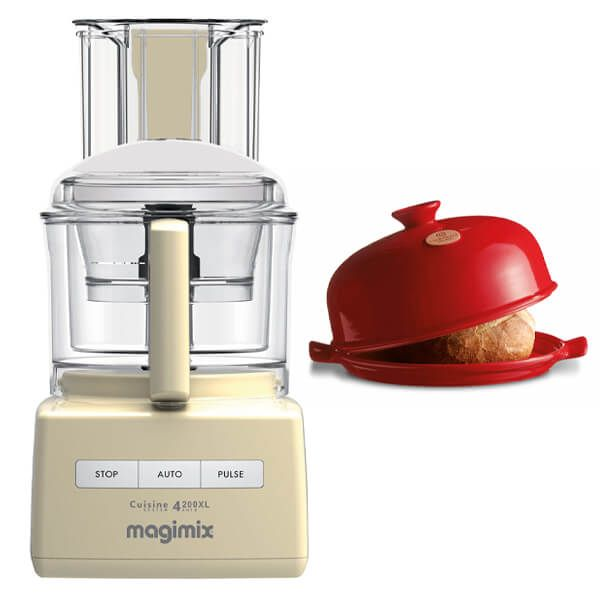 Magimix 4200XL Cream Food Processor with FREE Gift