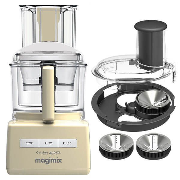 Magimix 4200XL Cream BlenderMix Food Processor with FREE Gift