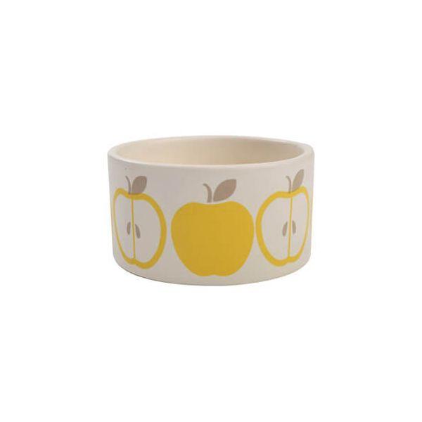 T & G Tutti Frutti Apple Dip Dish
