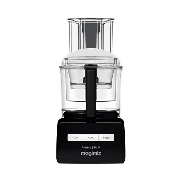 Magimix 5200XL Black Food Processor