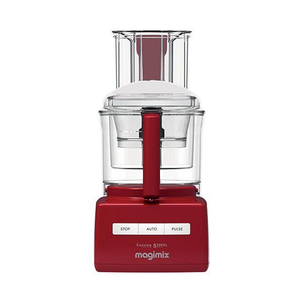 Magimix 5200XL Red Food Processor