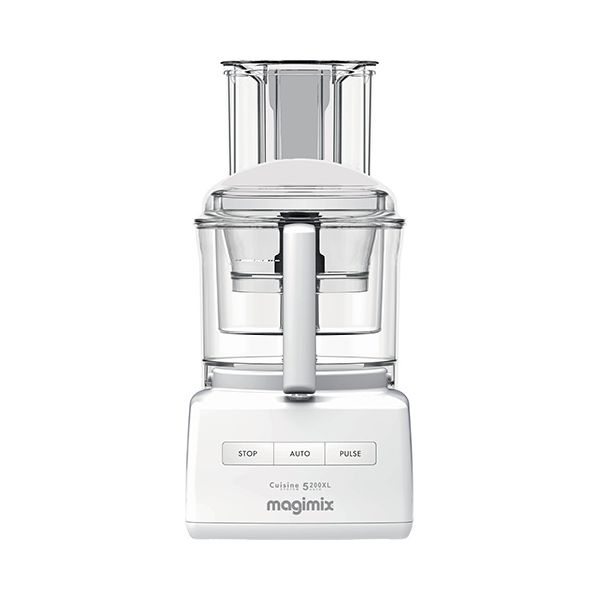 Magimix 5200XL White BlenderMix Food Processor