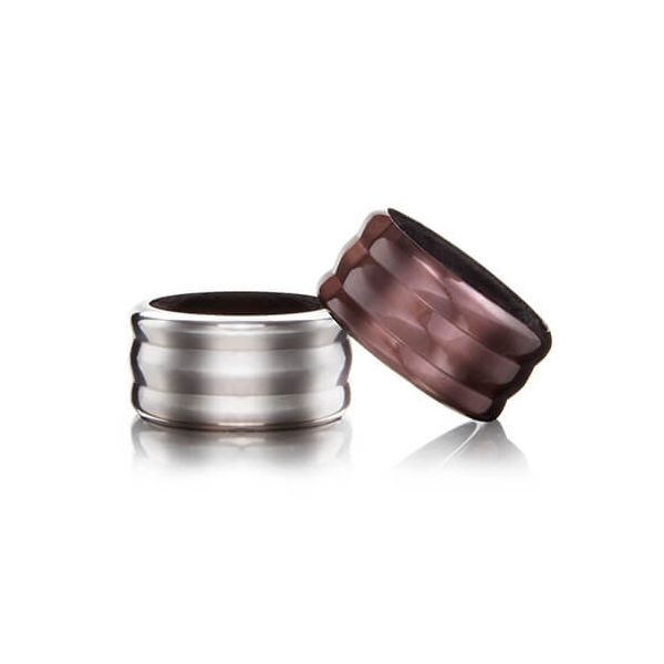 Vacu Vin Wine Collar Set Of 2