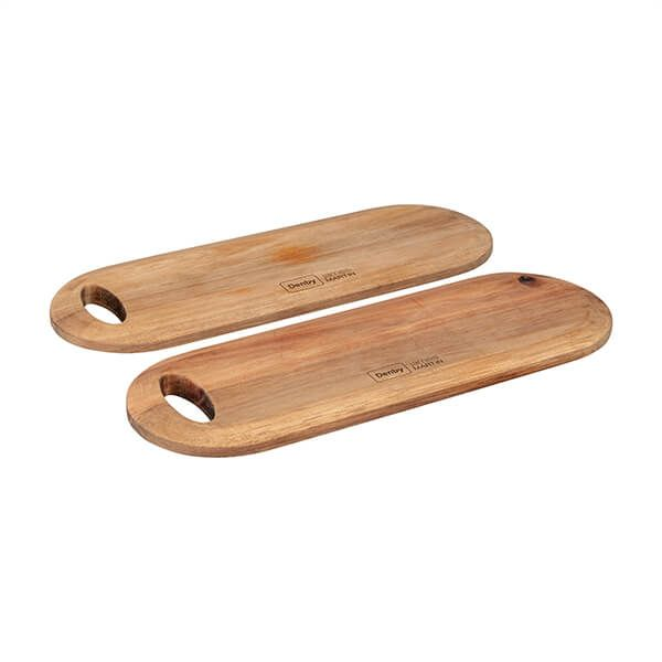 James Martin Denby 2 Piece Serving Board