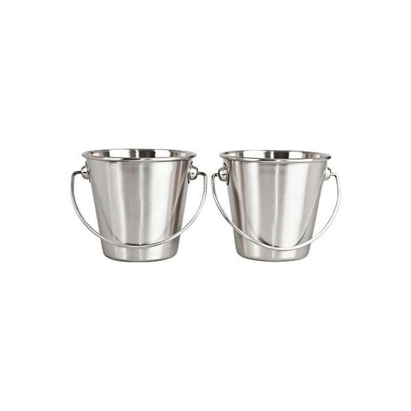 James Martin Denby Gastro 2 Piece Mini Pail Kit