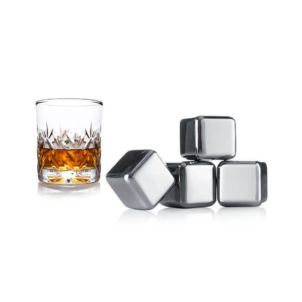 Vacu Vin Whiskey Stones Set Of 4