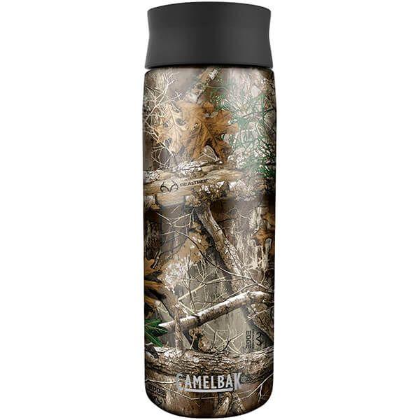 CamelBak 600ml Hot Cap Vacuum Insulated RealTree™ Edge Travel Mug