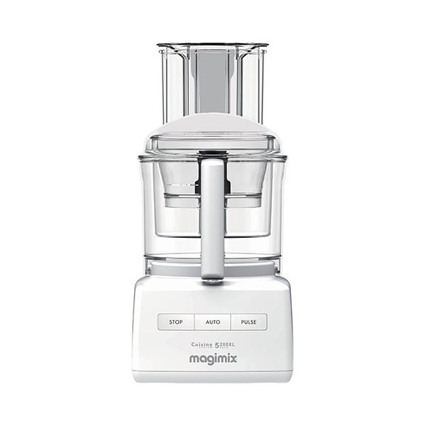 Magimix 5200XL Premium White Food Processor