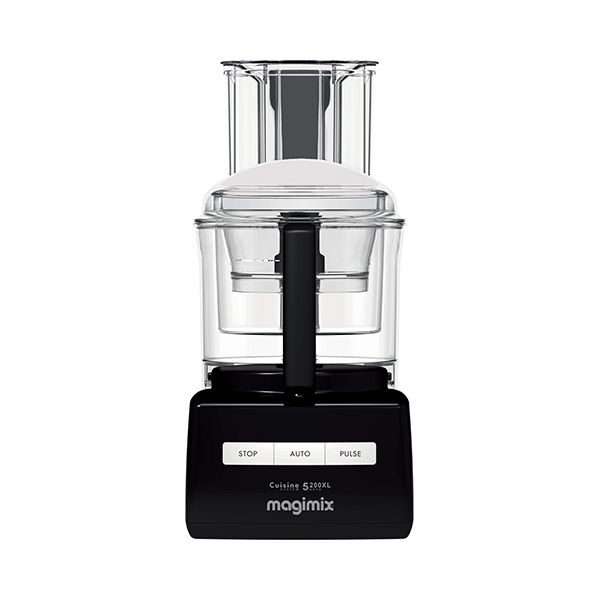 Magimix 5200XL Premium Black BlenderMix Food Processor