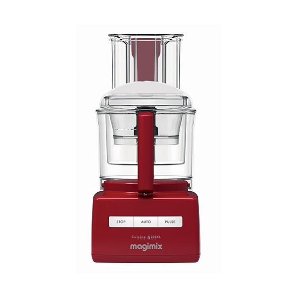 Magimix 5200XL Premium Red Food Processor