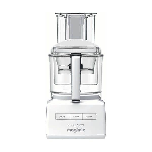 Magimix 5200XL Premium White Food Processor