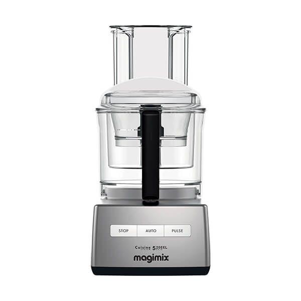 Magimix 5200XL Premium Satin Food Processor