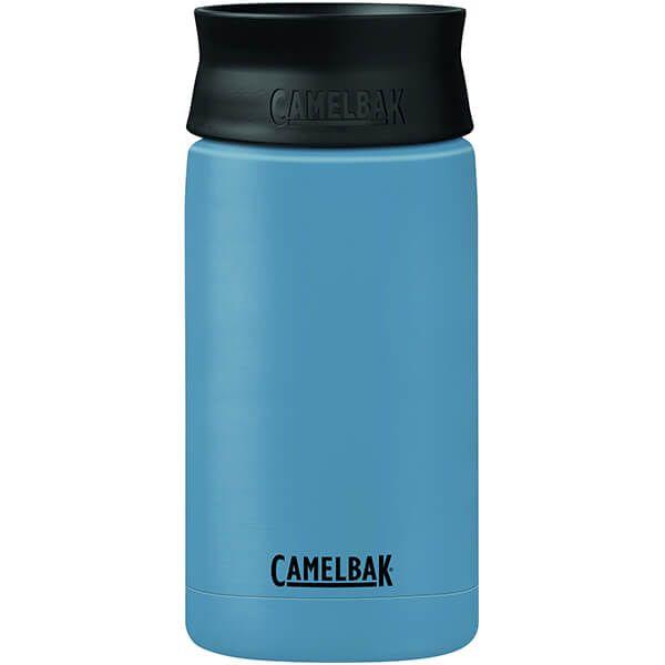 CamelBak 400ml Hot Cap Vacuum Insulated Blue Grey Travel Mug