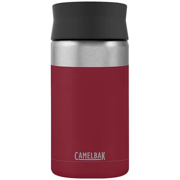 CamelBak 400ml Hot Cap Vacuum Insulated Cardinal Travel Mug