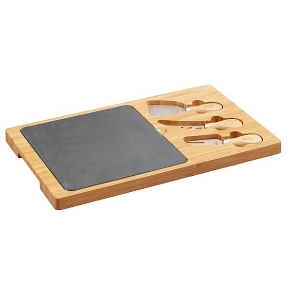 Denby James Martin 5 Piece Cheese Board Set
