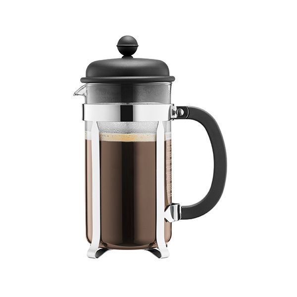 Bodum Caffettiera Coffee Maker 3 Cup Black