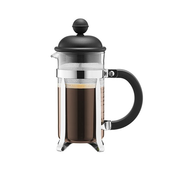 Bodum Caffettiera Coffee Maker 8 Cup Black