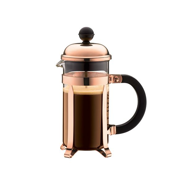 Bodum Chambord Copper French Press 3 Cup
