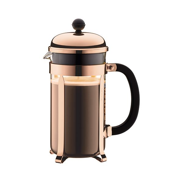 Bodum Chambord Copper French Press 8 Cup