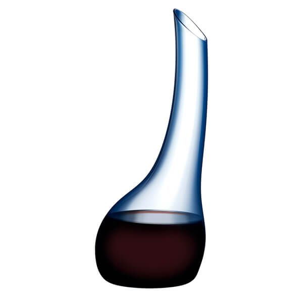 Riedel Confetti Blue Cornetto Decanter