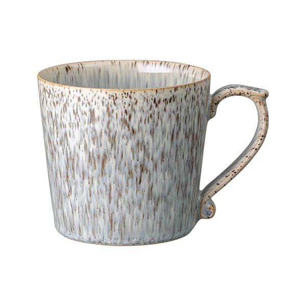 Denby Halo Speckle Heritage Mug