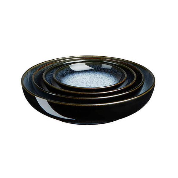 Denby Halo 4 Piece Nesting Bowl Set