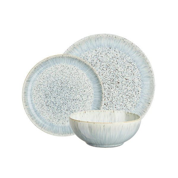 Denby Halo 12 Piece Coupe Set