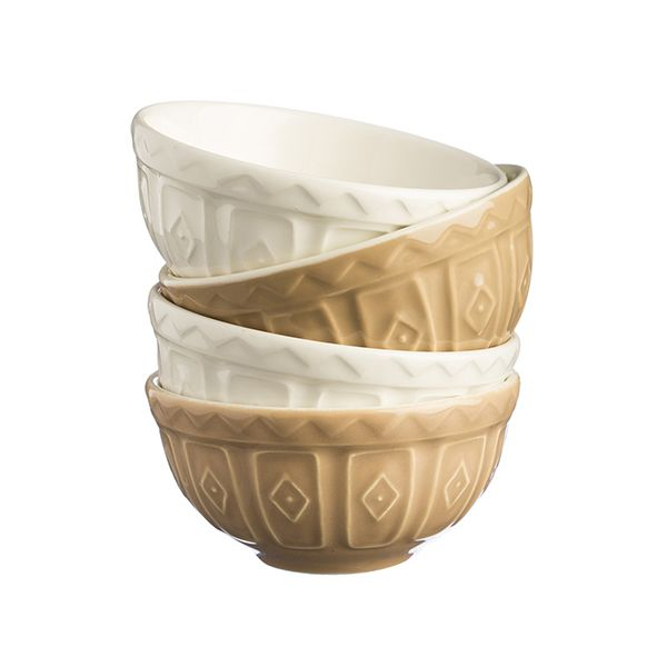 Mason Cash Cane Set Of 4 Prep Bowls