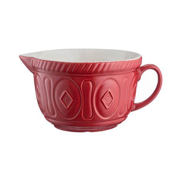 Mason Cash Colour Mix Red Batter Bowl