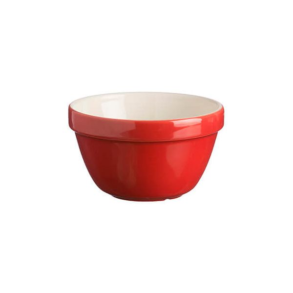 Mason Cash Colour Mix S36 Red Pudding Basin 16cm