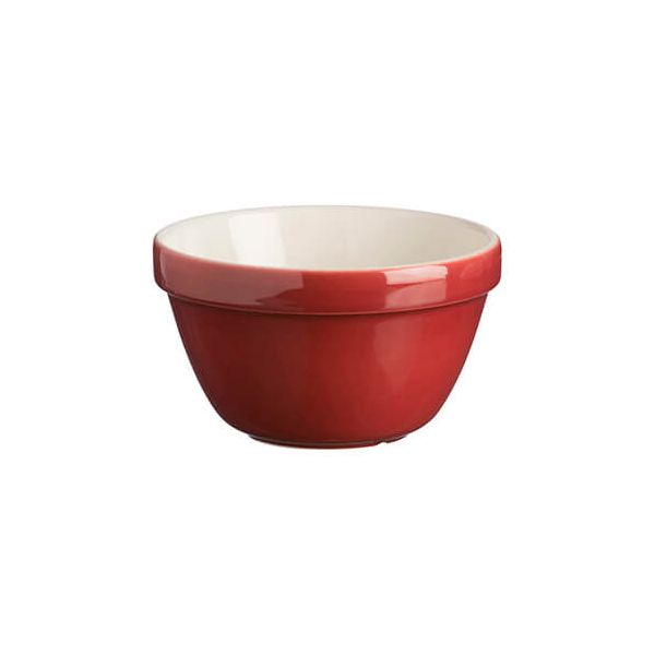 Mason Cash Colour Mix S36 Burgundy Pudding Basin 16cm