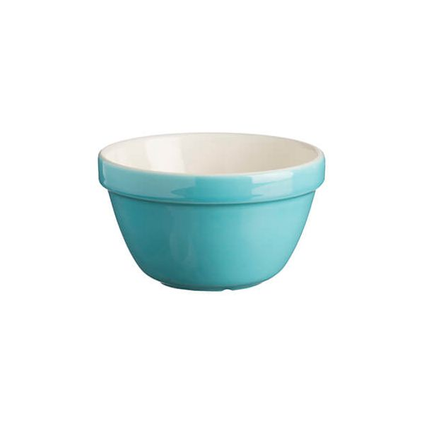 Mason Cash Colour Mix S36 Turquoise Pudding Basin 16cm