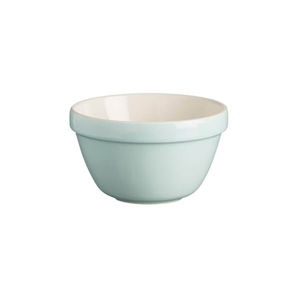 Mason Cash Colour Mix S36 Powder Blue Pudding Basin 16cm