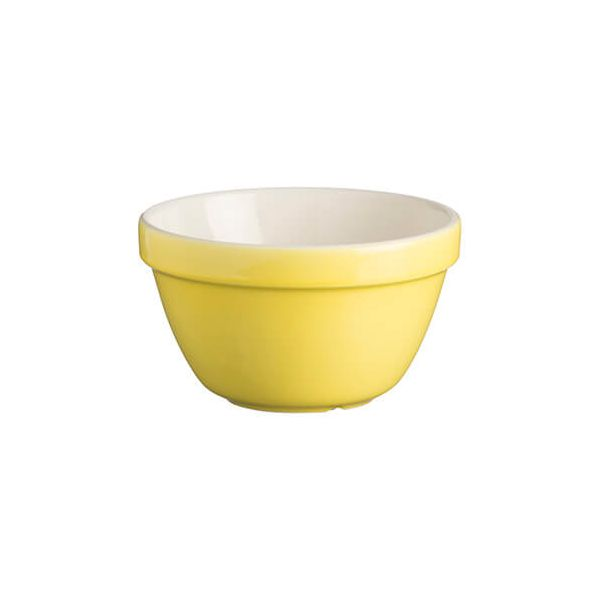 Mason Cash Colour Mix S36 Yellow Pudding Basin 16cm