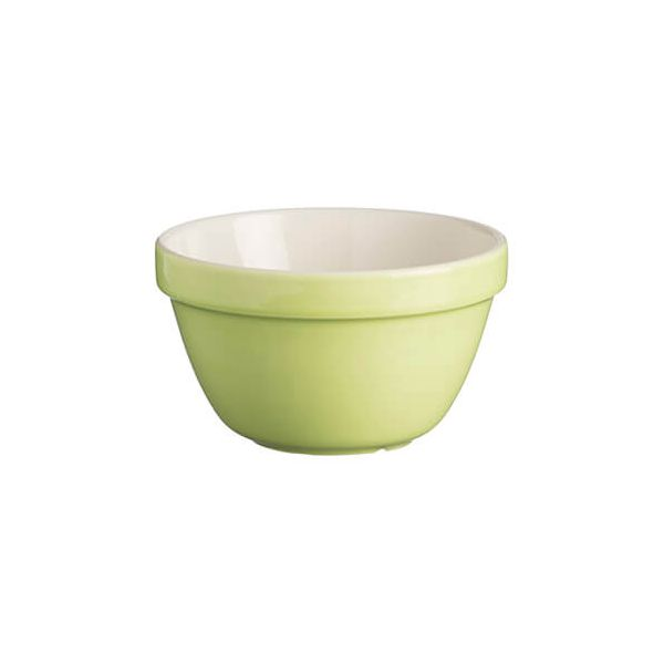 Mason Cash Colour Mix S36 Green Pudding Basin 16cm