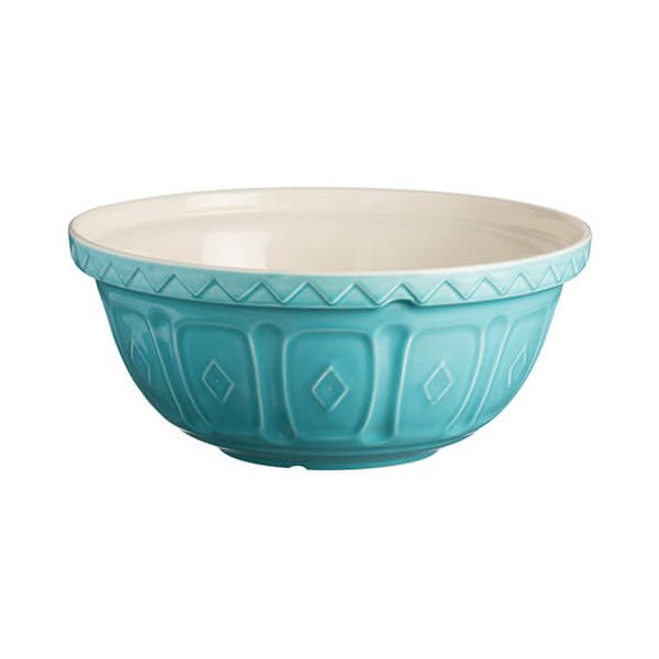 Mason Cash Colour Mix S12 Turquoise Mixing Bowl 29cm