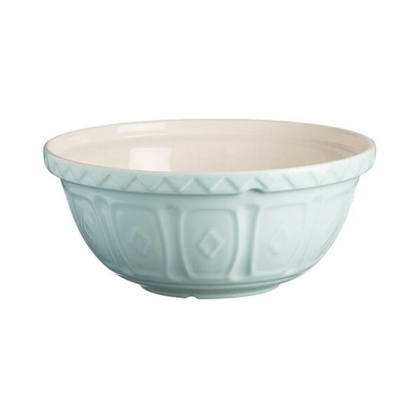 Mason Cash Colour Mix S12 Powder Blue Mixing Bowl 29cm