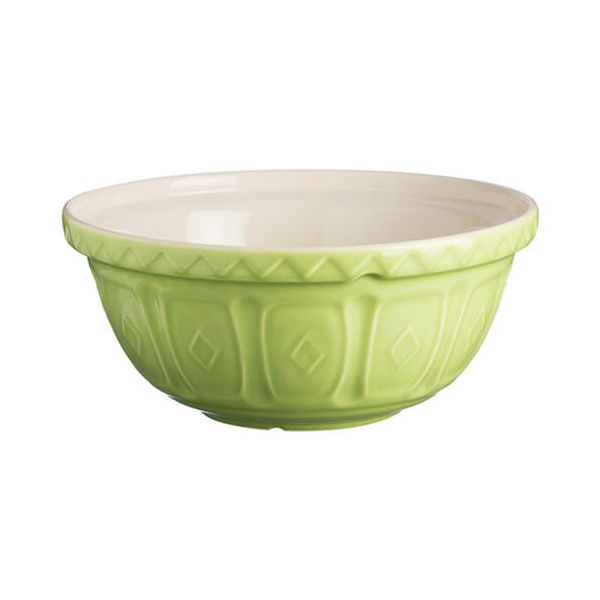 Mason Cash Colour Mix S12 Bright Green Mixing Bowl 29cm